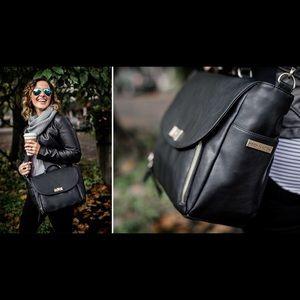 Handbags - Heidi Haden Black Hipster Camera Bag